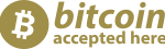 bitcoin accepted graphic